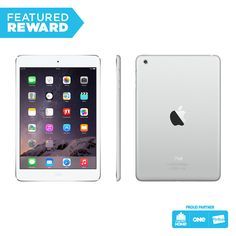 Apple iPad Air 16GB Wifi #flybuysnz #apple #4600points #OFHNZ