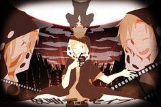 Tags: Anime, Pixiv Id 1925620, Kagerou Project, Kano Shuuya, Yobanashi Deceive