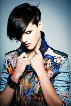 Kurzhaarfrisuren: Frisuren für kurzes Haar, Kurzhaarschnitte - GLAMOUR