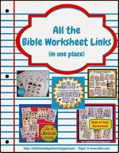 Click to access all the Worksheets!