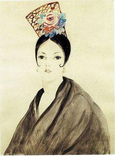 L'espagnole 1921 Francis Picabia