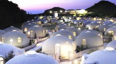 ここ、日本です。まさかの「発泡スチロールでできたホテル」が美しすぎると話題に! | TABI LABO