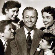 """Father Knows Best"" ~ Never Missed an Episode Every Thursday Night!"