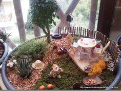 Se og bli inspirert av disse eventyrlige minihagene