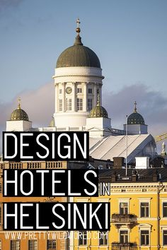 design | architecture design | boutique hotel in Helsinki | luxury hotel in Helsinki | travel to Finland | luxury travel | eye candy