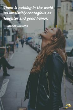 """""""There is nothing in the world so irresistibly contagious as laughter and good humor."""" - Charles Dickens  #inspiration #InspirationalQuotes #motivationalquotes http://theshiftnetwork.com/?utm_source=pinterest&utm_medium=social&utm_campaign=quote"""