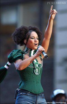 Alicia Keys Style, Alicia Keys Body, Hot Black Women, Beautiful Black Women, Ghetto Fabulous, Afro Punk, Hip Hop Fashion, Protective Hairstyles, Celebs