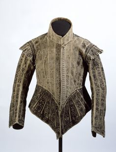 doublet 1620-1625 The Victoria & Albert Museum