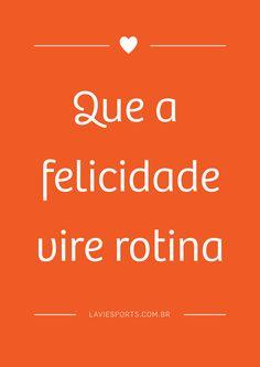 Design de mimos Felicidade para www.laviesports.com.br