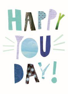 Happy YOU day! #Hallmark #HallmarkNL #verjaardag #birthday #happybday #bday #jarig #felicitatie