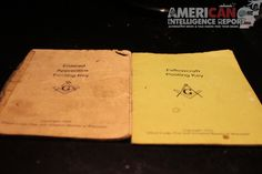 Broadcaster Kristan T. Harris discovers a group of bizarre encrypted secret society pamphlets which mayshed light on masonic rituals and chants. Kristan T. Harris | American Intelligence Report  I'veacquired a group of encrypted posting keys thatwere printed for members of the Grand Lodge Free and Accepted Masons of Wisconsin. This is part of my continued research into the inner workings of secret societies and how they impact government, politics, business,economicsand social trends…