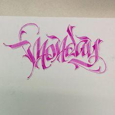 Monday (Tom Brunton)