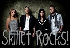 The Band Skillet