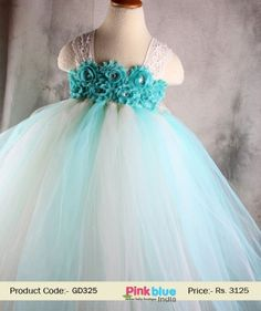 Rainbow Party Wear Tutu Dress for Kids, Baby 1st Birthday Tutu ...