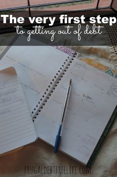 What's the very first step in getting out of debt? — Frugal Debt Free Life - Limitless Life on a Limited Budget