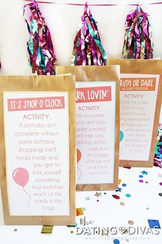 Scavenger Hunt Activities that Go Along with Clues | The Dating Divas