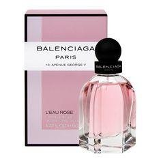 Balenciaga L'Eau Rose by Balenciaga. Pink Perfume, Solid Perfume, Perfume Bottles, Boutique Parfum, Parfum Rose, Beautiful Perfume, Paris, Body Spray, Tween