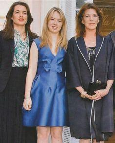 #monegasqueprincelyfamily #royals #alexandraofhannover #charlottecasiraghi