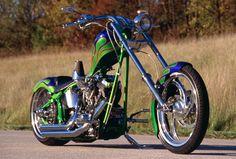 JH Choppers e la macchina, Creazione personalizzata Harley-Davidson Parti per oltre 10 anni