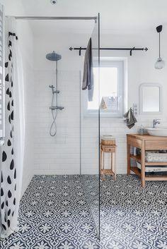Studio McGee | Save or Splurge: Black and White Floor Tile