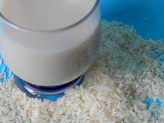 Rizstej készítése házilag Rice Milk, Beverages, Drinks, Glass Of Milk, Food And Drink, Homemade, Cooking, Recipes, Nap