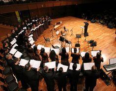 El Orfeón San Juan Bautista presenta un concierto especialísimo con el fin de recaudar fondos para su próxima gira de conciertos a la ciudad de Montréal, Canadá.