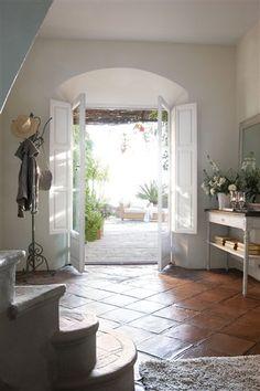 Shabby and Charme: Una splendida villa in Andalusia