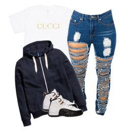 """""""Untitled #1807"""" by dreakagotswagg ❤ liked on Polyvore"""