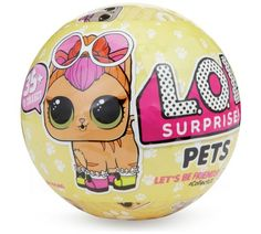 Buy LOL Surprise Pets Figure at Argos.co.uk - Your Online Shop for Action figures and playsets, Toys.