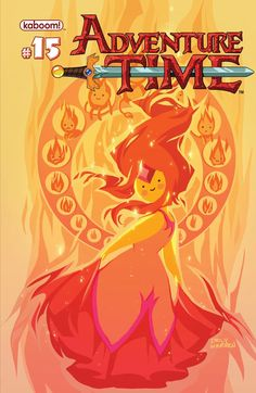 Adventure Time #15 (Cover B)