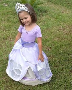 Princess Sofia The First Royal Dress  HandmadebyCatira