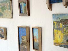 Exposición de Pinturas y Dibujos.