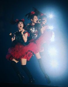 BABYMETAL Moa Kikuchi, Heavy Metal Bands, Girl Bands, Some Pictures, Kawaii, Japan, Concert, Music, Girls