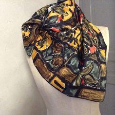 13 meilleures images du tableau foulard en soie Yves St Laurent ... 1e3efbaba57