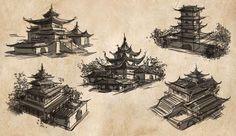 Fundamentals of Architecture Design - CGMA 2D Academy | Zhen Chen