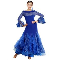 High-grade professional Ballroom dance dress purple/balck phil modern dance free shipping M/XL/XXL tango waltz