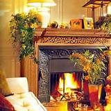 Do you decorate your mantel for autumn? I'd love to hear your ideas!