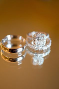 Wedding Rings--YES YES YES!