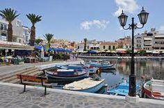 Agios Nikolaos Άγιος Νικόλαος is a seaside town on the Greek island of Crete, lying east of Heraklio. Greece Tourism, Air Force One, Travel Store, Destinations, Crete Island, Heraklion, Greek Isles, Crete Greece, Places Ive Been