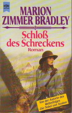 Schloss des Schreckens : Roman by Marion Zimmer Bradley | LibraryThing