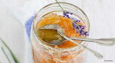 Marmellata di Melone con i fiori di Lavanda