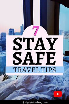 Here are 7 hotel safety tips for solo women travel or single mom travel tips. These hotel safety hacks are as easy for a long female traveller as a single mom traveling with kids Single mom travel tips and solo female trips require travel accommodation tips for travel safety. Some travel safety tips are essential for travel planning if your are to focus on enjoying your summer vacation, road trip, weekend getaway or city trip. Check out these safety tips for women traveling alone. Solo Travel Tips, Packing Tips For Travel, Travel Advice, Budget Travel, Travel With Kids, Family Travel, Travel Alone, Safety Tips, Just Go