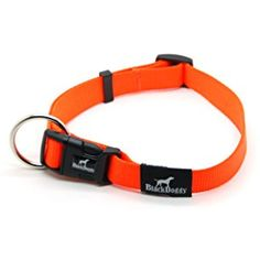 MY PET Classic Solid Color Dog Collar for Pet Cat Puppy Pitbull Bulldog Adjustable Outdoor Cute No Pull Large Medium Plaid Leads Antirust Buckle Comfortable Webbing -- You could find more details by visiting the image link. (This is an affiliate link and I receive a commission for the sales)