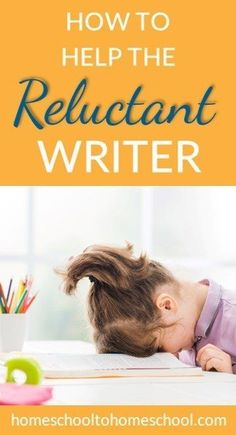 If your homeschool kid is struggling with writing, try these ideas to break writing into 4 parts to help motivate your child to write. These strategies work particularly well with kids who have dyslexia and dysgraphia. Work On Writing, Kids Writing, Creative Writing, Writing Ideas, Writing Strategies, Writing Skills, Writing Comprehension, Writing Workshop, Writing Curriculum