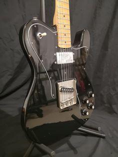 Vintage Telecaster, Cool Electric Guitars, Carbon Offset, Box Design, Fun Projects, 1970s, Japan, The Originals, Cool Stuff