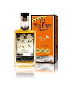 The Wild Geese Rare Irish Whiskey Rare Whiskey, Good Whiskey, Irish Whiskey, Bourbon Whiskey, The Wild Geese, Hooch, Malt Whisky, Distillery, Whiskey Bottle