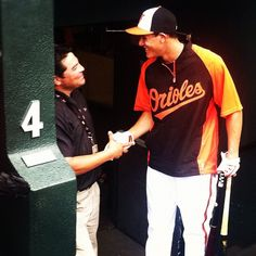 Welcome to the Orioles, Manny Machado!