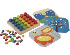 Plan Toys Kreativní kolíčková tabule 650 kč