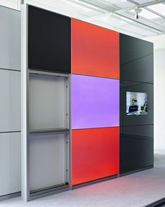 Neues gläsernes Wandsystem von Schott