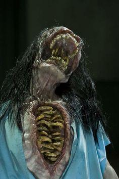 original zombie is all teeth